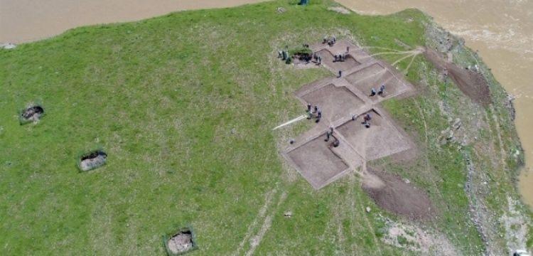 Bingöl'deki Nurik Höyük'te 2019 yılı kurtarma kazıları başladı