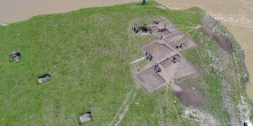 Bingöldeki Nurik Höyükte 2019 yılı kurtarma kazıları başladı