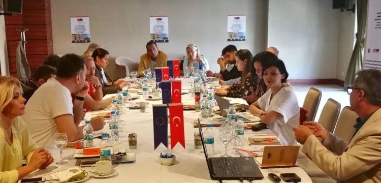 Anadolu Arkeoloji Enstitüsü Başkanlığı Prof. Nevzat Çevik'e teklif edildi