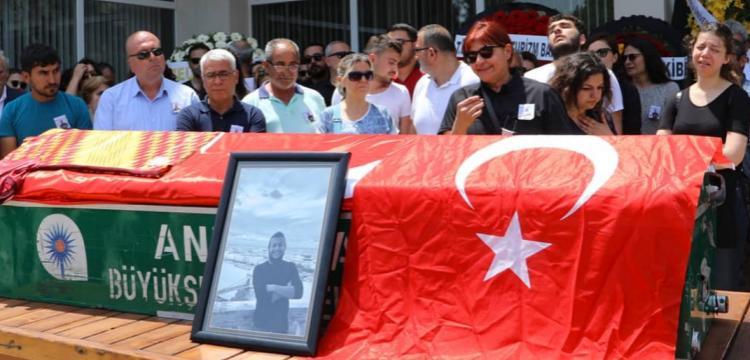 Sinan Sertel'in cenaze töreninde arkeologlar gözyaşlarını tutamadı