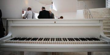 Atatürkün Beyaz Piyanosu restore edildi