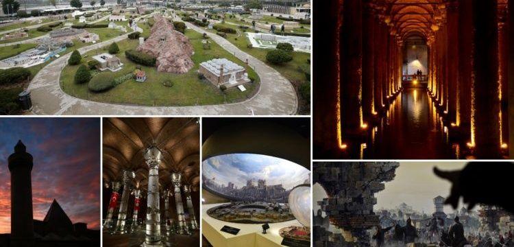 İstanbul Büyükşehir Belediyesi müzelerinin ilk 5 aylık ziyaretçi sayısı