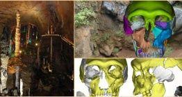 Çinin Anhui eyaletinde 300 bin yıllık insan fosili bulunduğu belirtildi