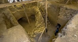 Büyük Göztepe Tümülüsüne çatı yapılması planlanıyor