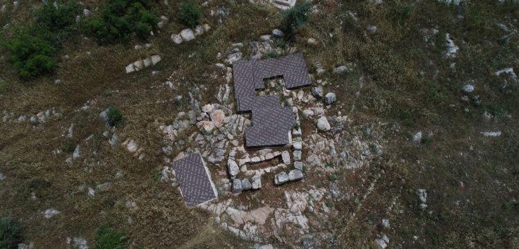 Gölyazı nekropol alanının açık hava müzesi olması planlanıyor