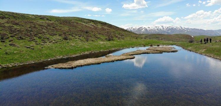 Erzincan'ın yüzen adaları Bingöl ve Adıyaman'la rekabete hazırlanıyor