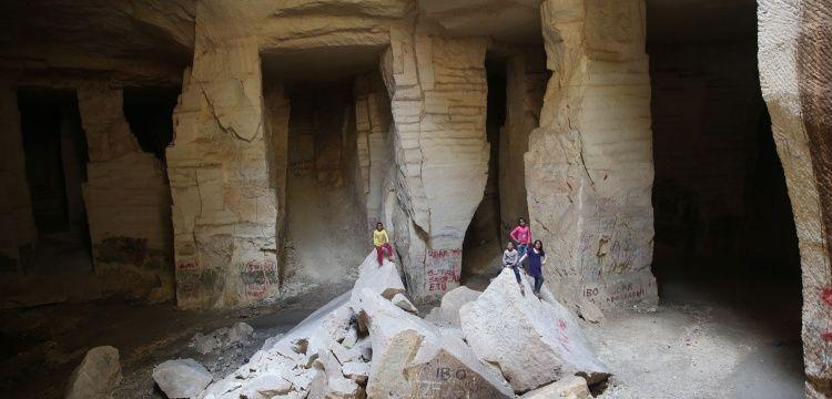 Antik Çağın Taş Ocağı: Bazda Mağaraları