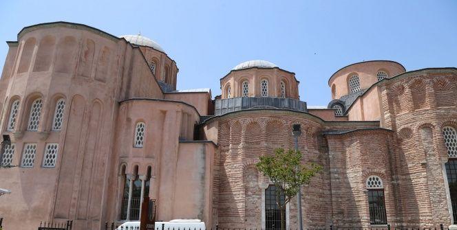 Molla Zeyrek Camii Restorasyonu Tamamlandı