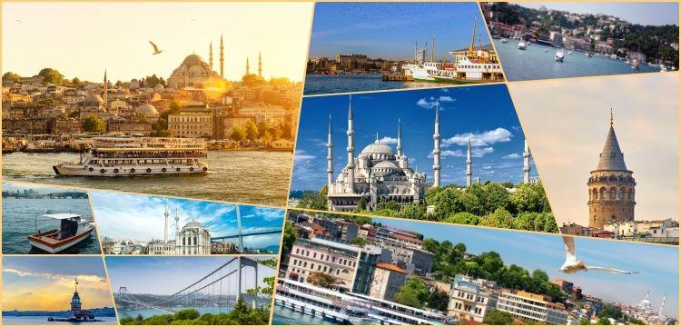 İstanbul'da turist olunacak 10 gezi rotası