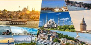 İstanbulda turist olunacak 10 gezi rotası