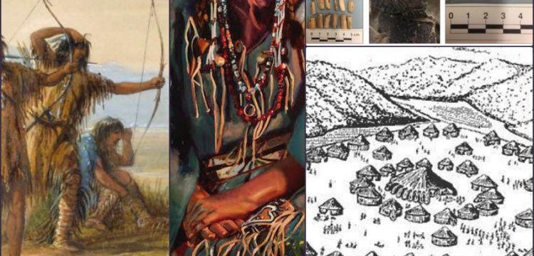 Bin yıl önce 4 okla öldürülen hamile kızılderili kadının gizemi