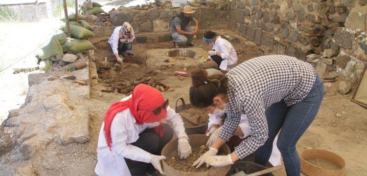 Amida Höyük'te 2019 yılı arkeoloji kazılarına başlandı