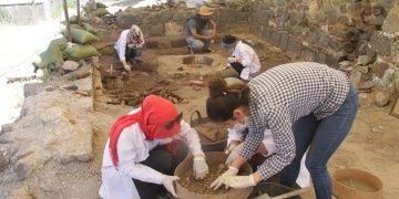 Amida Höyükte 2019 yılı arkeoloji kazılarına başlandı