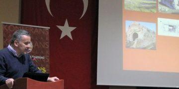 Dr. Paschalis Androudis, Trakyadaki Osmanlı iskan politikalarını anlattı