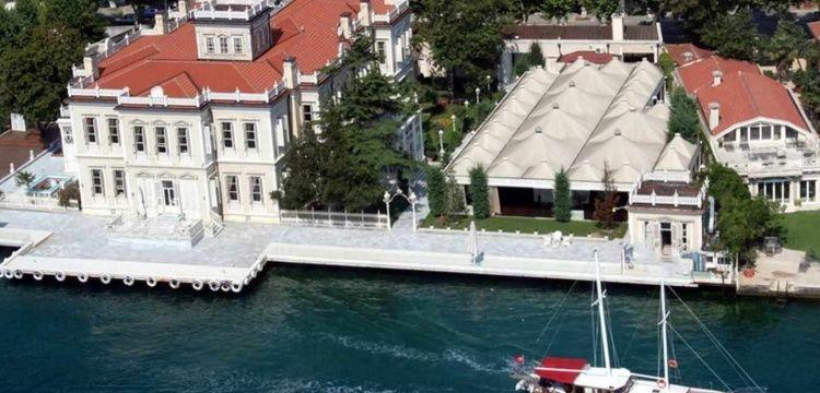 Ortadoğulu zenginler Tarihi İstanbul yalılarını yazlık olarak kullanıyor