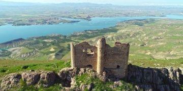 Elazığın gizemli ibadethanesi: Mar Ahron Manastırı