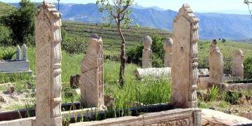 Siirtin Tillo ilçesindeki gizemli mezarlıkta 2 yıldır kazı yapılıyor