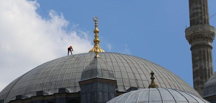Mimar Sinan Selimiye Camisi için 350 ton kurşun kullanmış