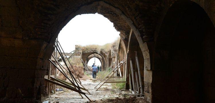 Harran Han El Barur Kervansarayı Restorasyonu