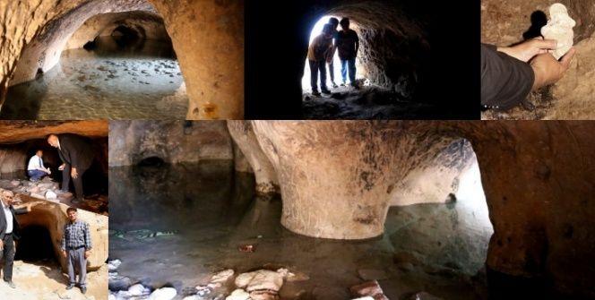 Avanostaki efsanevi yeraltı kenti: Gir Gör Şehri