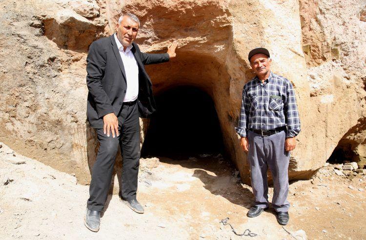 Avanos'taki efsanevi yeraltı kenti: Gir Gör Şehri