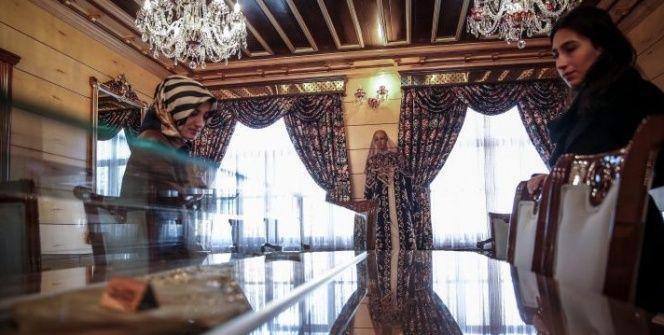 Bursadaki Nakış El Sanatları Müzesi