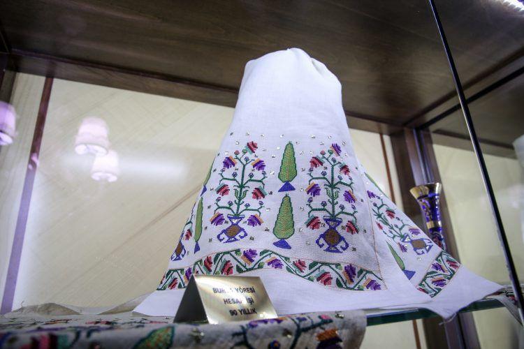 Bursa'daki Nakış El Sanatları Müzesi