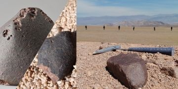 Well-Preserved Meteorite Collection Found In Atacama Desert