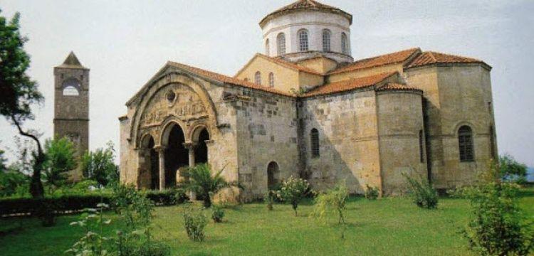 Yunan Arkeologlar Birliği Trabzon Ayasofyası için endişeli