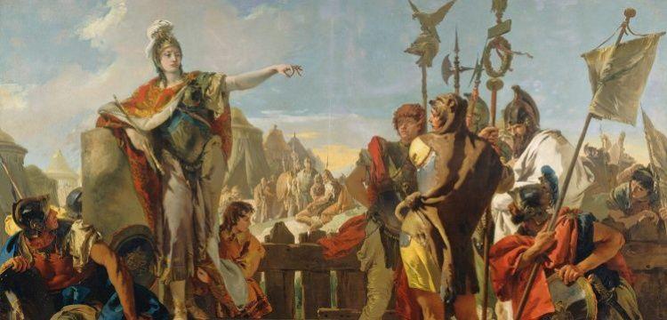 Efsanevi kadın lider Palmira Kraliçesi Zenobia'nın hikayesi