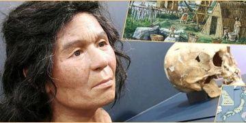 3800 yıllık Jomon kadını günümüz Japon kadınlarından çok farklıydı