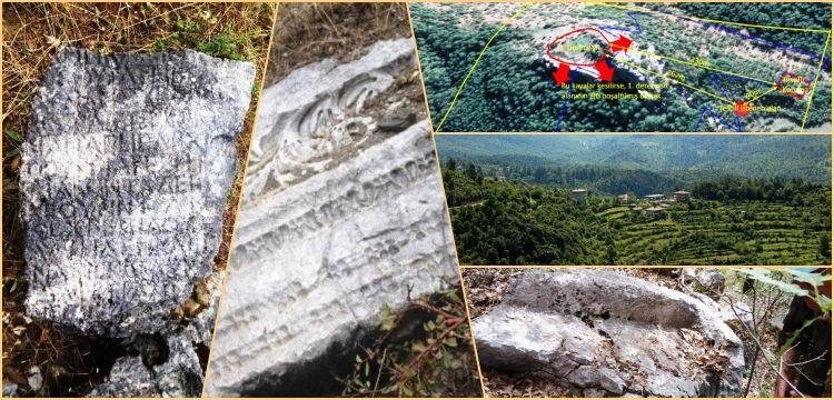 Akseki'de kültür varlığı yok denilen alan tarihi eserden geçilmiyor