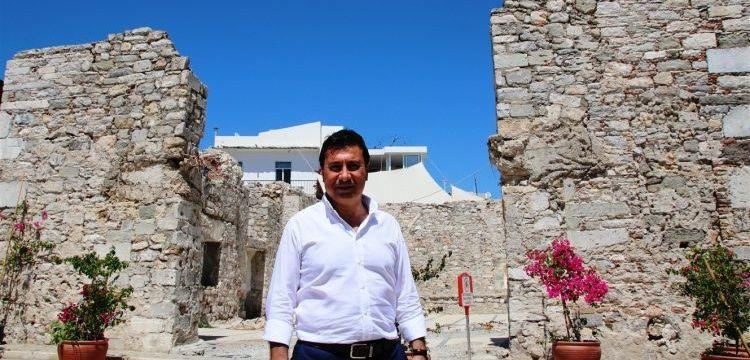 Bodrum'daki Aya Nikola Kilisesi restore edilerek ayağa kaldırılacak
