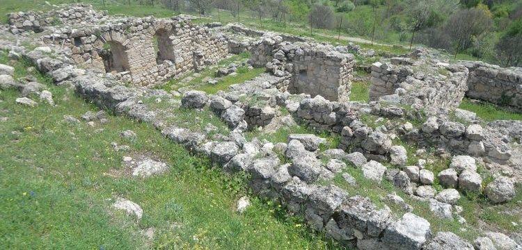 Hadrianaupolis Antik Kenti'nde bu yıl Kilise C ve Nekropol kazılacak