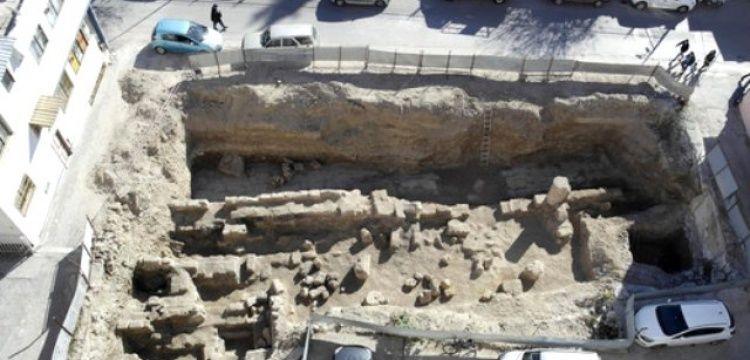 Tarsus'taki Roma Yolu kapatılarak korumaya alındı