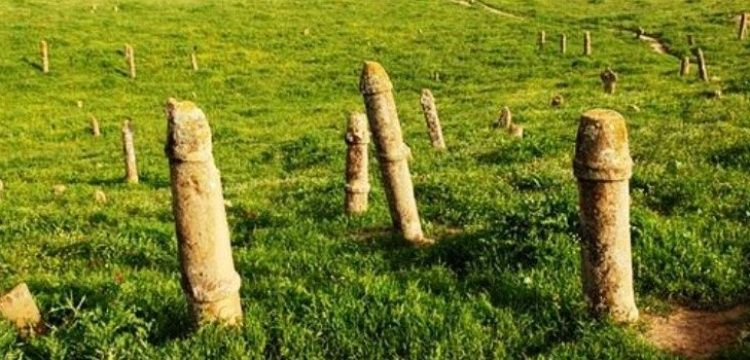 İran'daki Türkmen mezarlığı cinsel organ tartışması ile gündemde