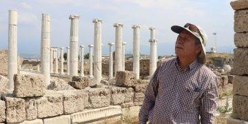 Bir ülkede düzen bozuldu mu önce tarihi eserler yağmalanıyor