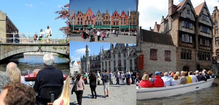 Avrupa yoğun turistten bunaldı: Bruge turist sayısını azaltma kararı aldı