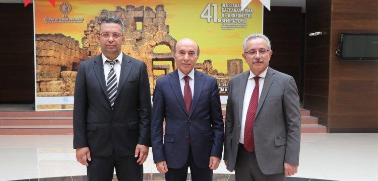 Türkiye'nin 2019 Arkeoloji Zirvesinde hedef 2 bin izleyici