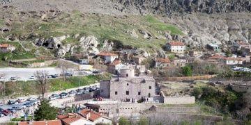 Sillenin Roma devri mağaraları yeraltından birbiri ile bağlantılı