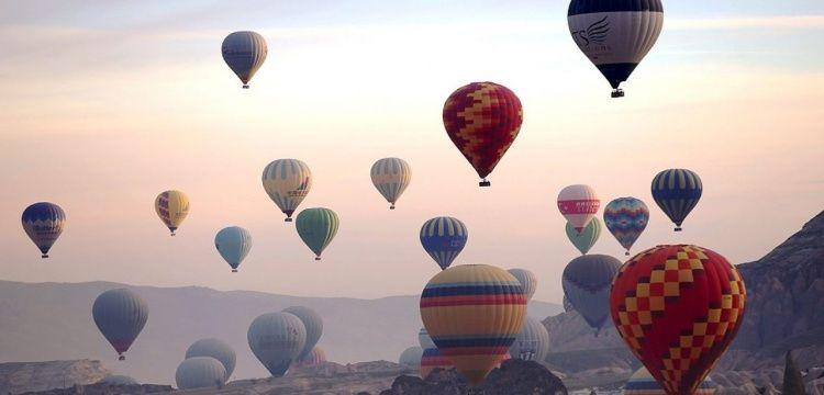 Kapadokya'da sıcak hava balon festivali yapılacak