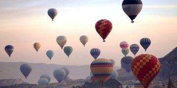 Kapadokyada sıcak hava balon festivali yapılacak