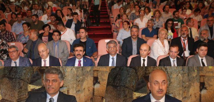 Uluslararası Kazı Araştırma ve Arkeometri Sempozyumu Diyarbakır'da Başladı