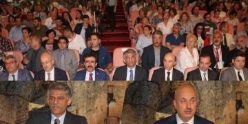 Uluslararası Kazı Araştırma ve Arkeometri Sempozyumu Diyarbakırda Başladı