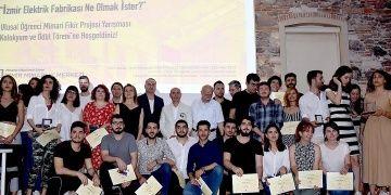 Mimar adayları Tarihi Elektrik Fabrikasının restorasyonu için yarıştı