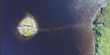 İskoçyanın ünlü yapay adaları crannoglar sanılandan daha eski çıktı