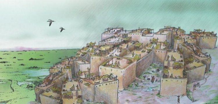 Neolitic Çatalhöyük had overcrowding, violence, environmental troubles