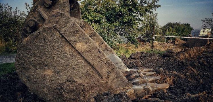Euromos Antik Kenti'nde kaçak kazı yapan 4 defineci yakalandı
