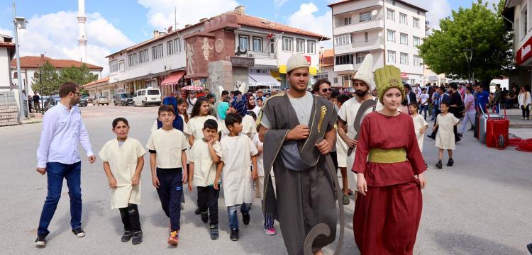 Çorum'da Hattuşa Barış Günleri ile Hatti ve Hitit kültürel mirası tanıtıldı