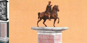 Patara Yol Anıtı Patara antik kentinde sergilenecek